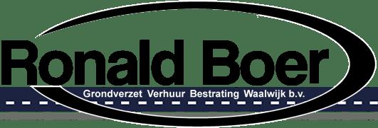 Ronald Boer Grondverzet logo